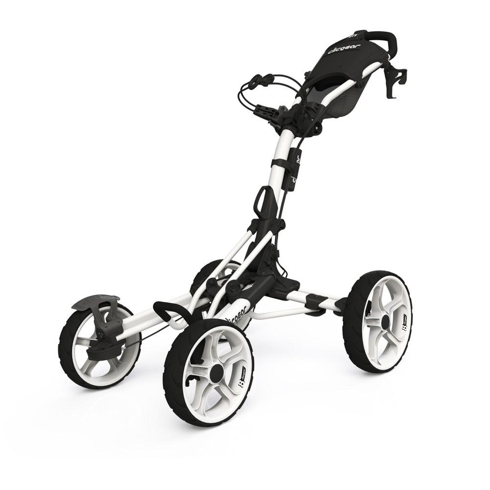 Clicgear 8.0 Cart - White