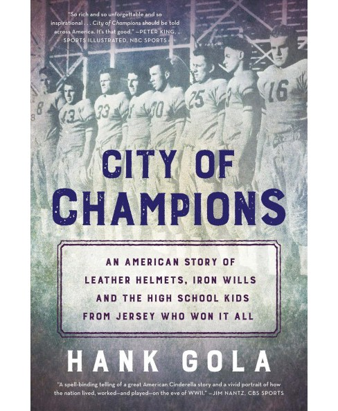 Image result for hank gola city of champions