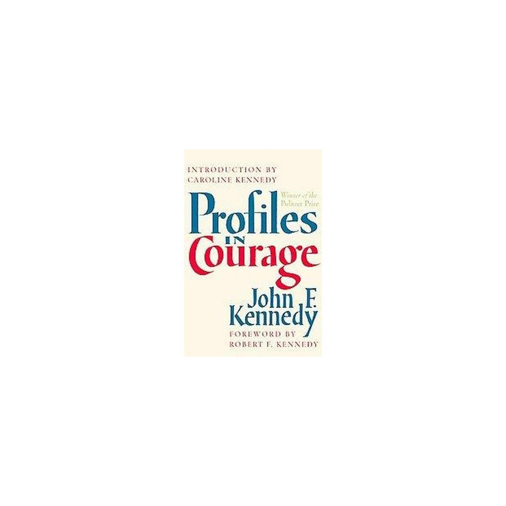 Profiles in Courage (Hardcover) (John Fitzgerald Kennedy)