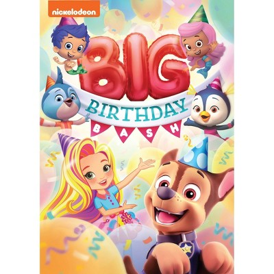 Nick Jr: Big Birthday Bash (DVD)