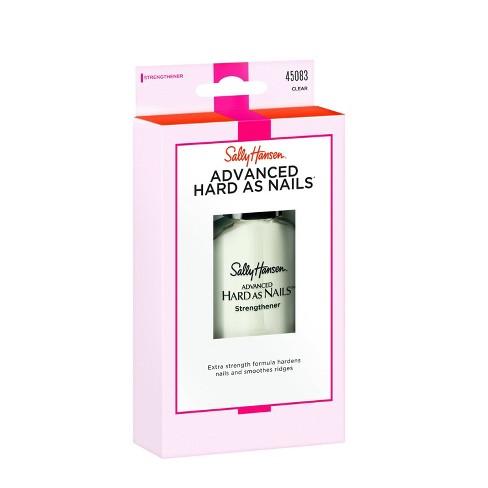 Sally Hansen Nail Treatment 45083 Advanced Hard As Nails Nude - 0.45 fl oz