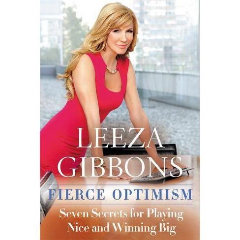 Fierce Optimism - by  Leeza Gibbons (Hardcover) - image 1 of 1