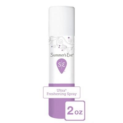 Summer's Eve Ultra Freshening Spray - 2oz