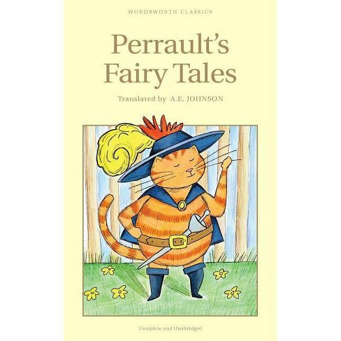 Fairy Tales - (Wordsworth Classics) by  Charles Perrault (Paperback) - image 1 of 1