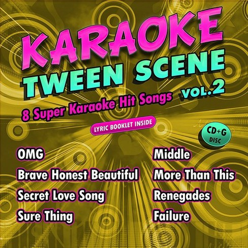 Karaoke Cloud - Tween Scene Vol 2 (CD) - image 1 of 1