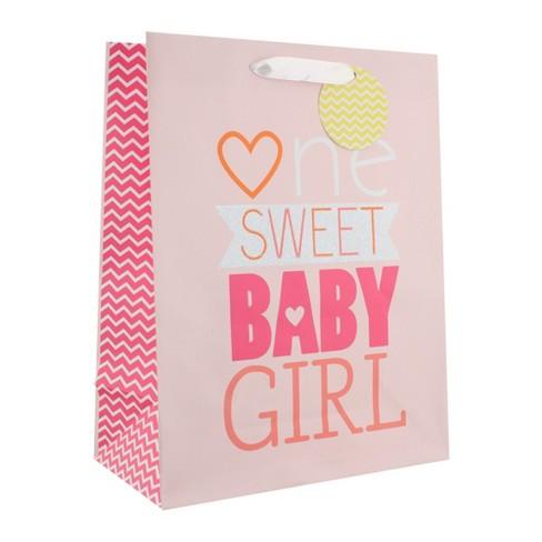 b9b6cc19f One Sweet Baby Bag Gift Bag Pink - Spritz™ : Target