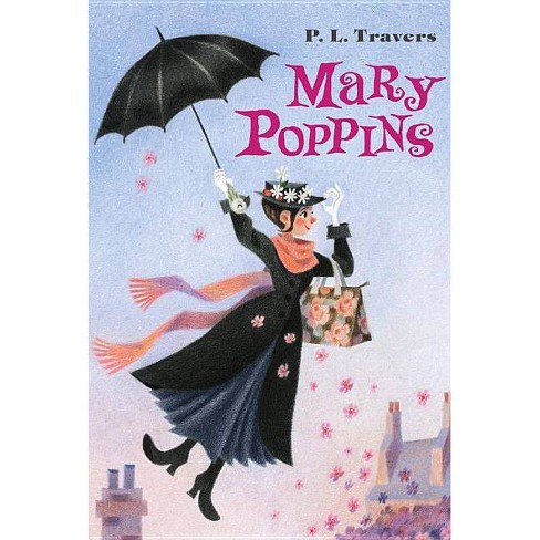 Mary Poppins (Reprint) (Paperback) (P. L. Travers) - image 1 of 1
