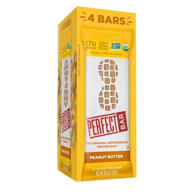 Perfect Bar Peanut Butter Protein Bar - 2.5oz