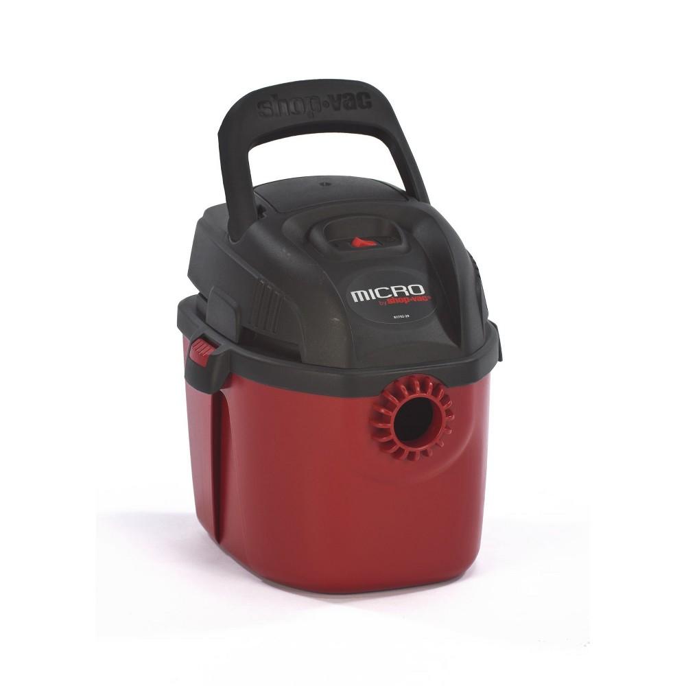 Shop-Vac 1gal 1.0 Peak HP Portable - Red