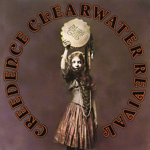 Creedence Clearwater - Mardi Gras (Vinyl) - image 1 of 1