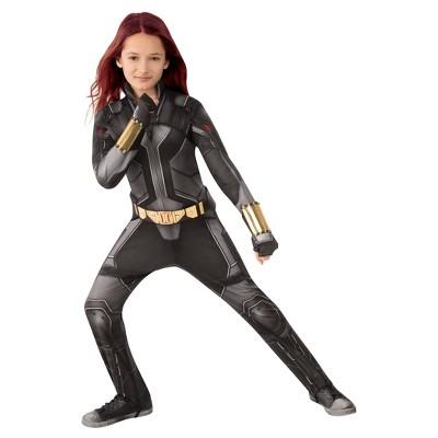 Kids' Marvel Black Widow Halloween Costume Jumpsuit