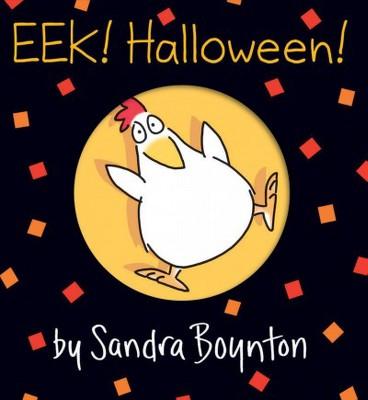 Eek! Halloween! - by Sandra Boynton (Hardcover)