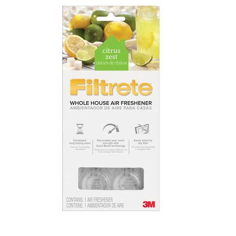 Filtrete™ Whole House Air Freshener Citrus Zest - image 1 of 6