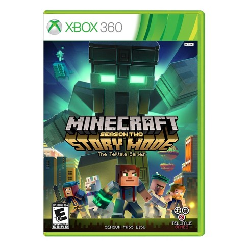 Minecraft Story Mode - Sn Two COMPLETE [JTAG/RGH][MULTIUP]
