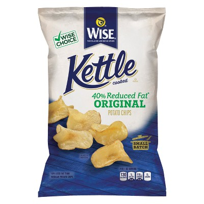 Potato Chips: Wise Kettle Chips