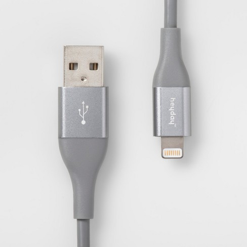 heyday™ 10' Lightning to USB-A Round Cable - image 1 of 3
