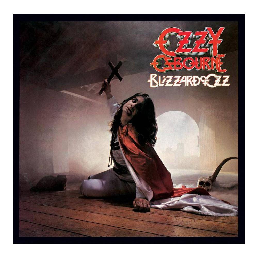 Ozzy Osbourne - Blizzard Of Ozz (Vinyl) Top