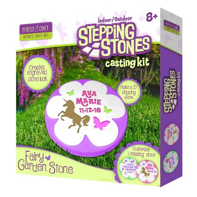 Perfect Craft Stepping Stone Fairy Garden