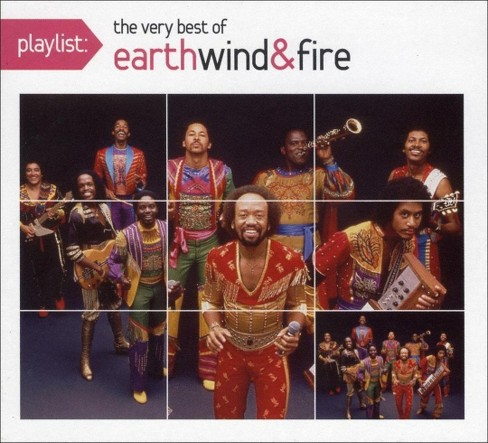 Playlist: The Very Best of Earth, Wind & Fire (Enhanced Edition) - image 1 of 1