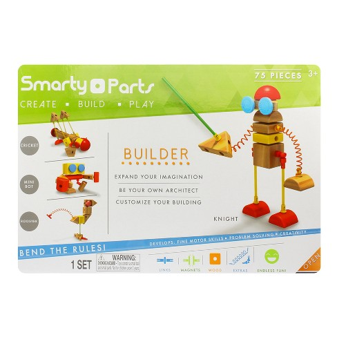 Smarty Parts Builder Set - 75pc - image 1 of 6