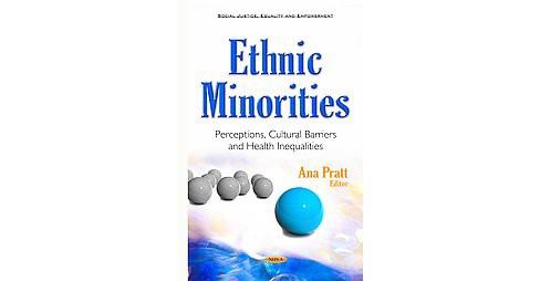 Ethnic Minorities : Perceptions, Cultural Barriers and Health Inequalities (Hardcover) - image 1 of 1