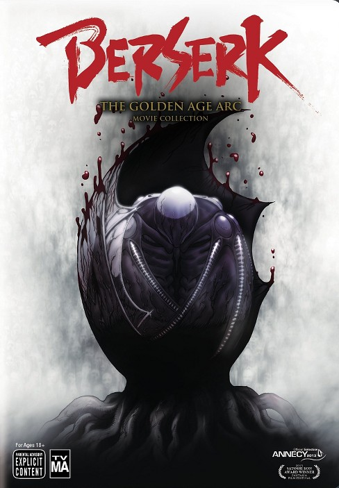 Berserk:Golden age arc movie collecti (DVD) - image 1 of 1