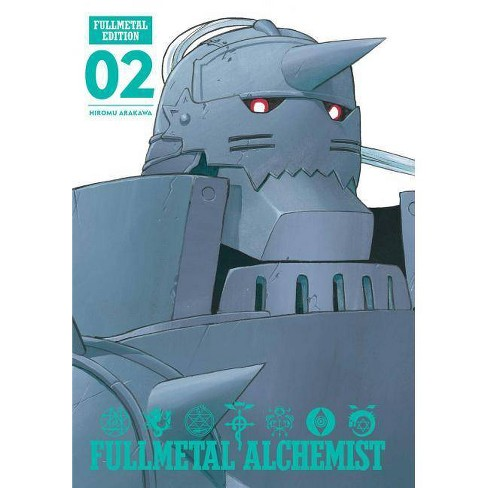 Fullmetal Alchemist: Fullmetal Edition, Vol. 2 - by  Hiromu Arakawa (Hardcover) - image 1 of 1
