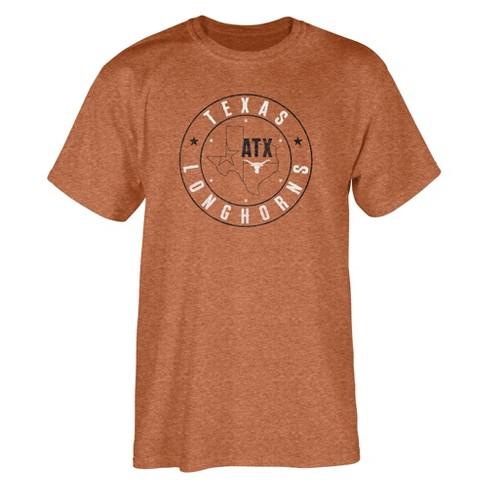 NCAA Men's State T-Shirt Texas Longhorns - image 1 of 1