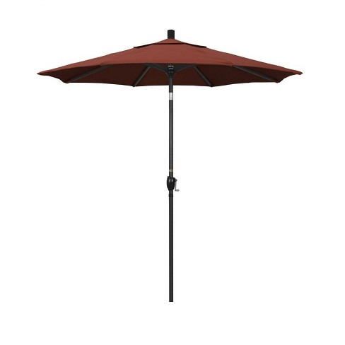 7.5' Patio Umbrella in Terracotta - California Umbrella - image 1 of 2