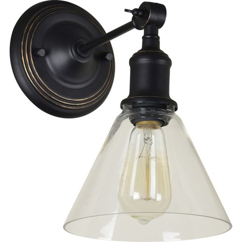 """Ren Wil WS029 Renta Single Light 17"""" Tall Wall Sconce - image 1 of 1"""