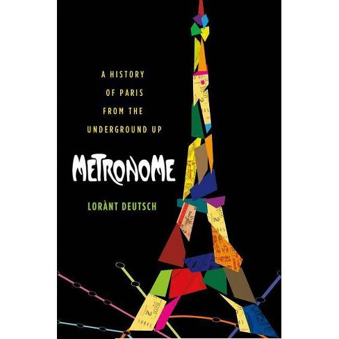 Metronome - by  Lorant Deutsch (Paperback) - image 1 of 1