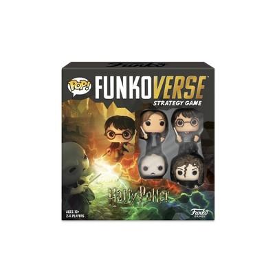 POP! Funkoverse Board Game: Harry Potter #100 Base Set