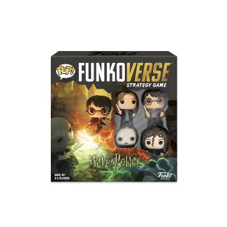 POP! Funkoverse Board Game: Harry Potter #100 Base Set