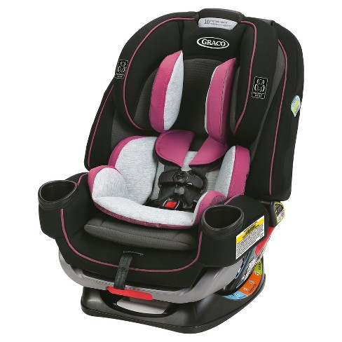 Graco® 4Ever™ Extend2fit™ All-in-One Convertible Car Seat - image 1 of 12