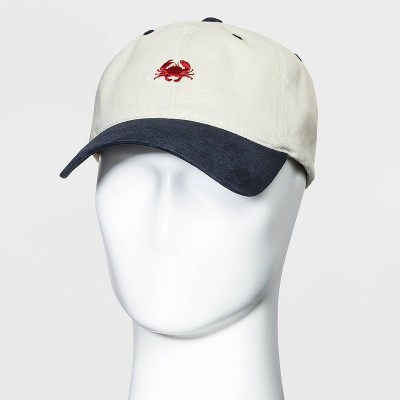 Men's Concept One Crab Dad Baseball Cap - Navy One Size
