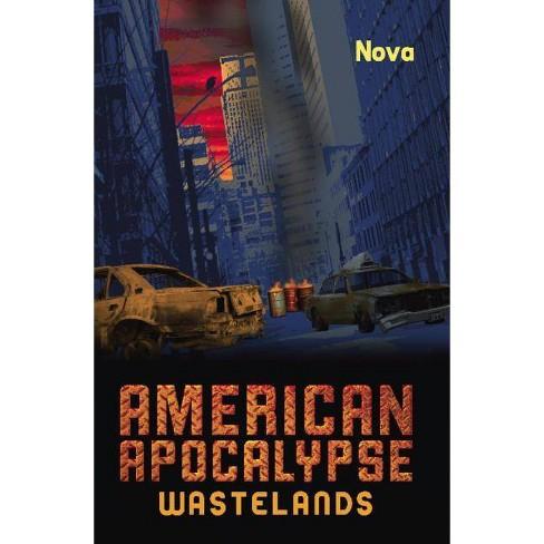 American Apocalypse Wastelands - (Paperback) - image 1 of 1