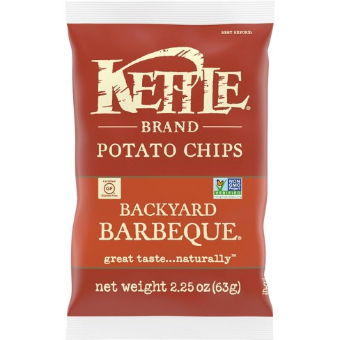 Kettle Backyard Barbeque Potato Chips - 2.25oz - image 1 of 4