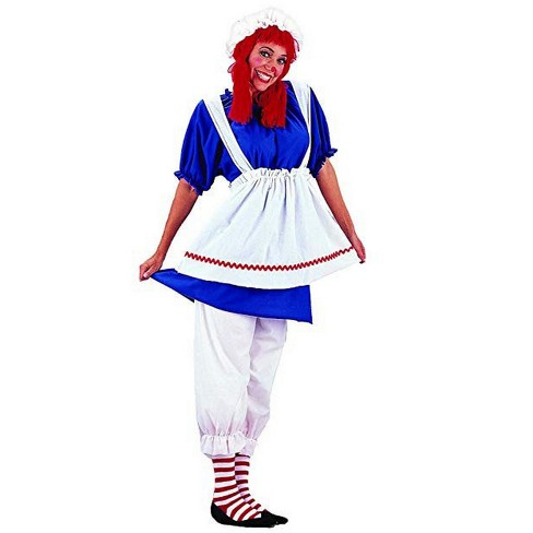 Charades Rag Doll Costume (Size XL) - image 1 of 1