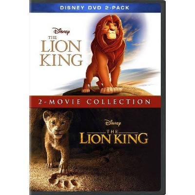 Lion King 2019 + Animated: 2-Movie Collection