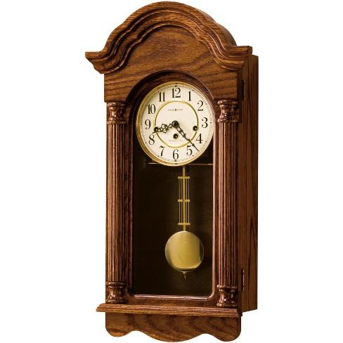 Howard Miller 620232 Daniel Wall Clock Yorkshire Oak - image 1 of 1