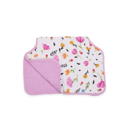 Little Unicorn Cotton Muslin Burp Cloth - Berry & Bloom