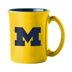 NCAA Michigan Wolverines 15oz Caf Mug