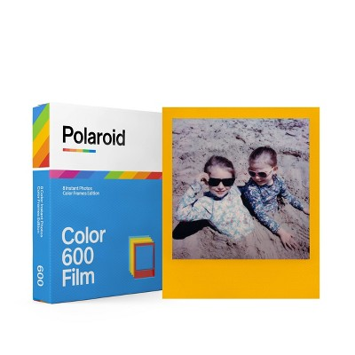 Polaroid Color Film for 600- Color Frames