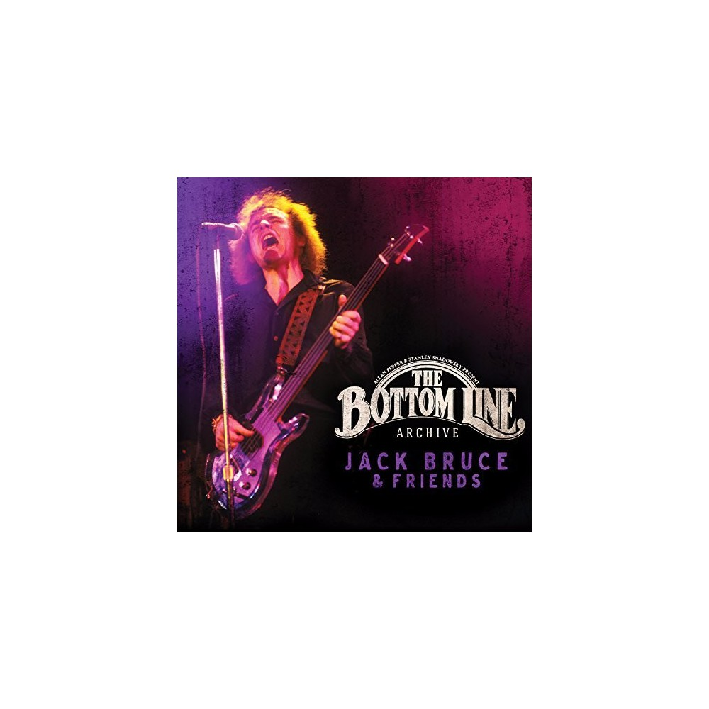 Jack Bruce - Bottom Line Archive (CD)