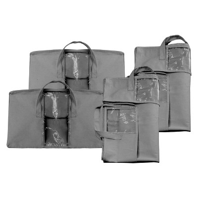 Sorbus Storage Organizer Set Gray