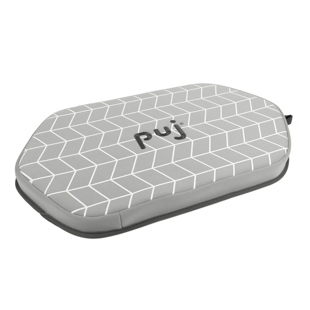 Image of Puj Baby Bath Kneeler - Gray