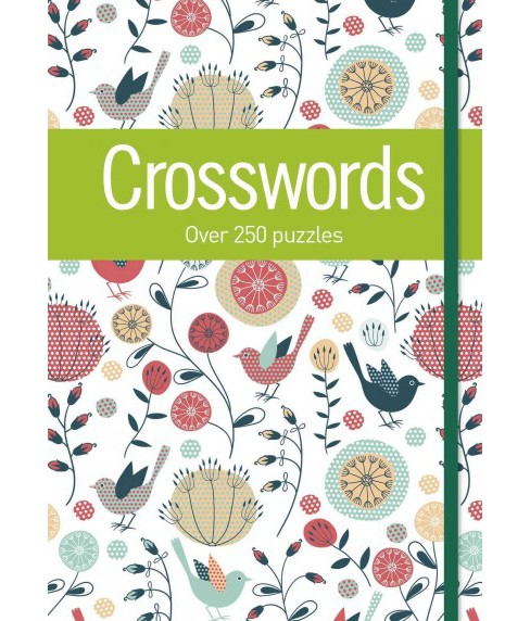 Crosswords : Over 250 Puzzles - image 1 of 1