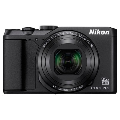 Nikon® COOLPIX A900 Compact Camera - Black (26501)