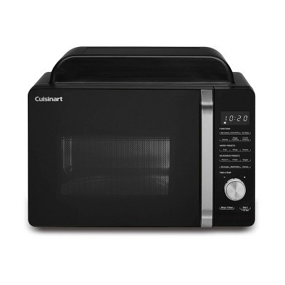 Cuisinart 3-in-1 Microwave AirFryer Oven - Black - AMW-60