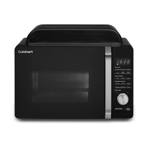 Cuisinart 3-in-1 Microwave AirFryer Oven - Black - AMW-60 - image 1 of 4